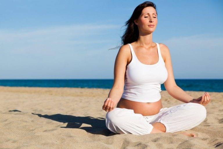 Дыхательные упражнения для беременных, дыхательная гимнастика - mama.ua