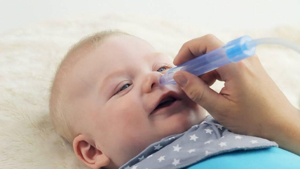 Насморк у грудничка: лечение по месяцам, чем лечить новорожденных - medside.ru