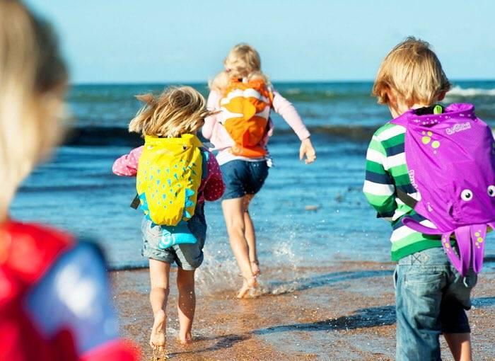 Что взять с собой на море - список вещей для детей