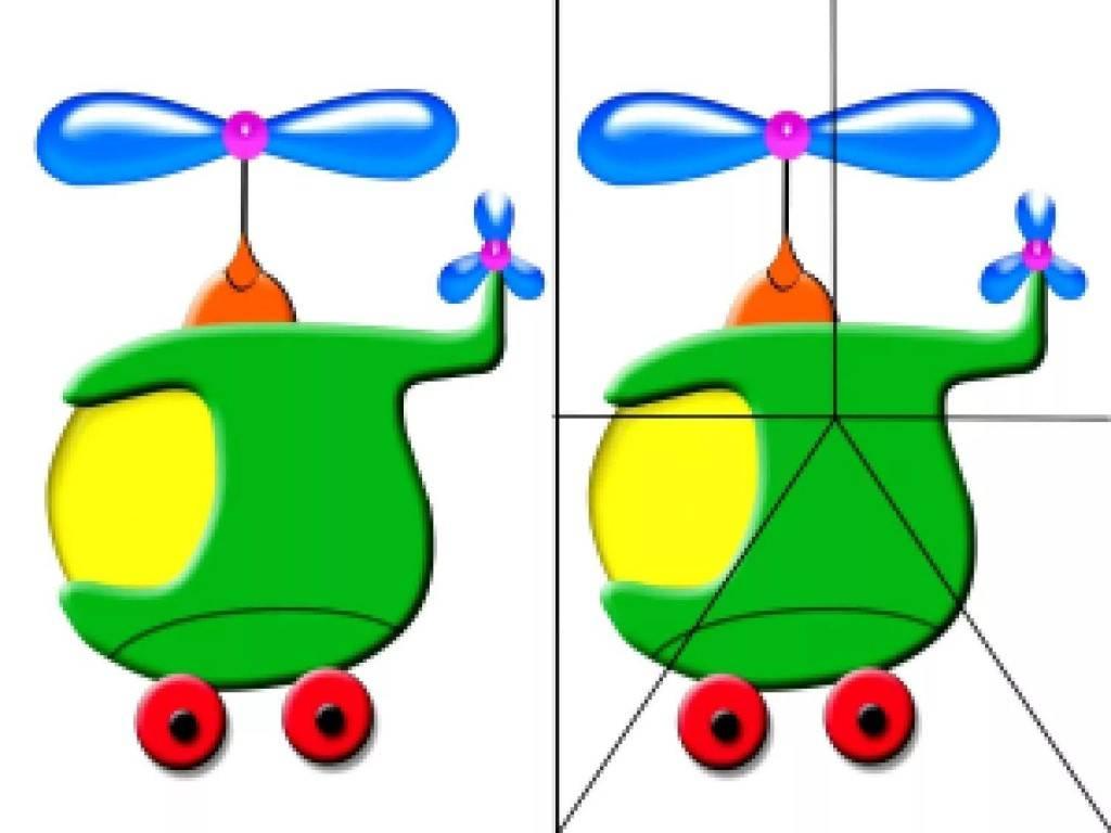 Развитие и обучение ребенка с помощью игры в пазлы