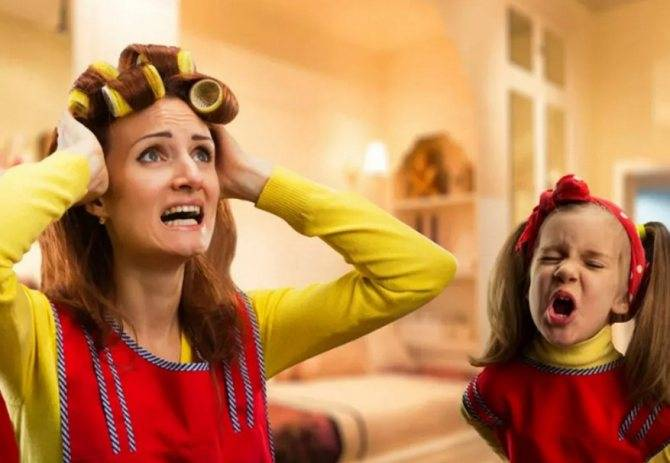 Что делать, если ребенок начинает заболевать