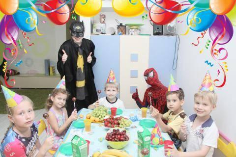 Как интересно отметить день рождения девочки 5 лет?