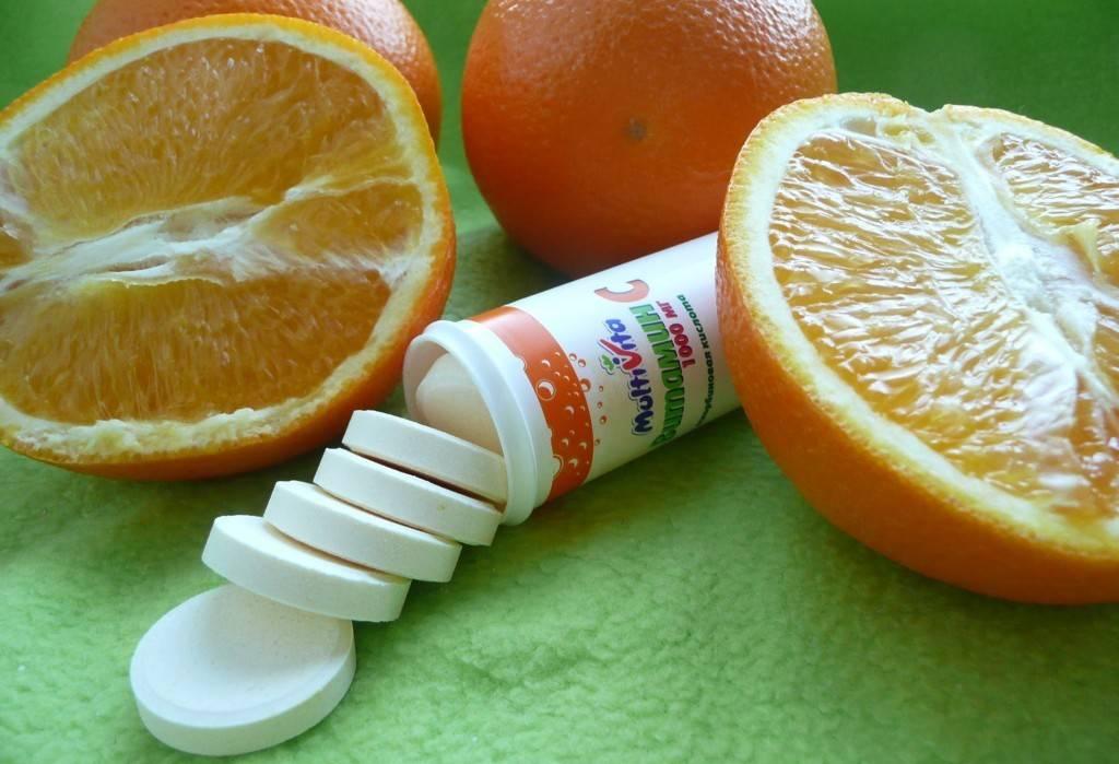 Витамин c, аскорбиновая кислота: инструкция по применению | food and health