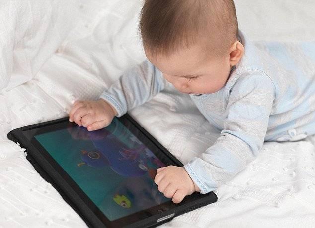 Влияние планшета на ребенка: 10 причин сказать планшету «нет»