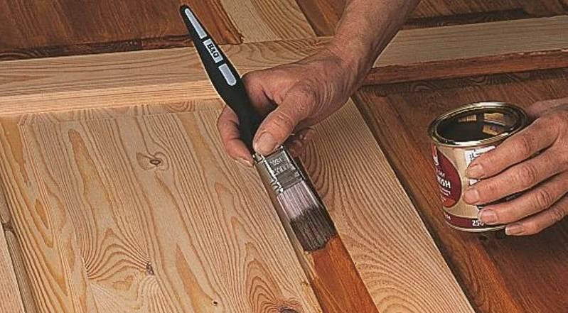 Обзор пропиток для деревянной мебели
