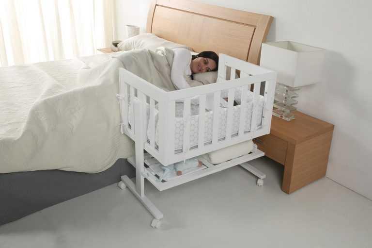 Как выбрать детскую кроватку-трансформер для новорожденных, советы по выбору
