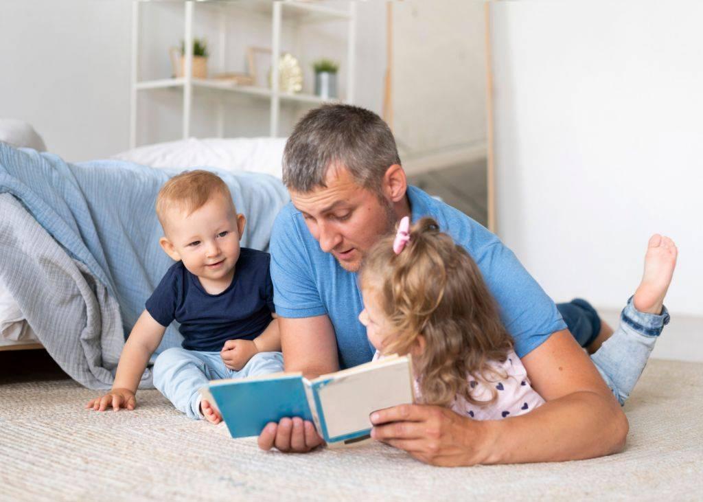 40 полезных советов молодому отцу - каждый папа должен их знать!