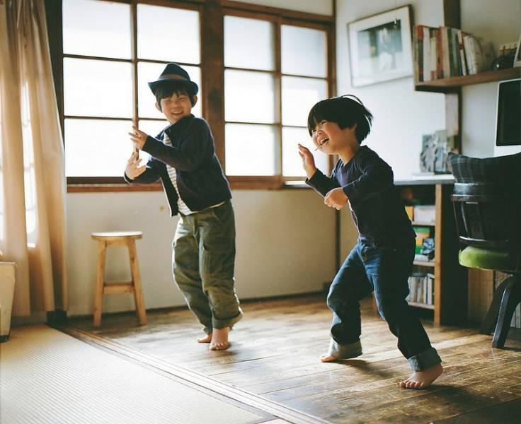 Почему в японии детям до 5 лет можно всё