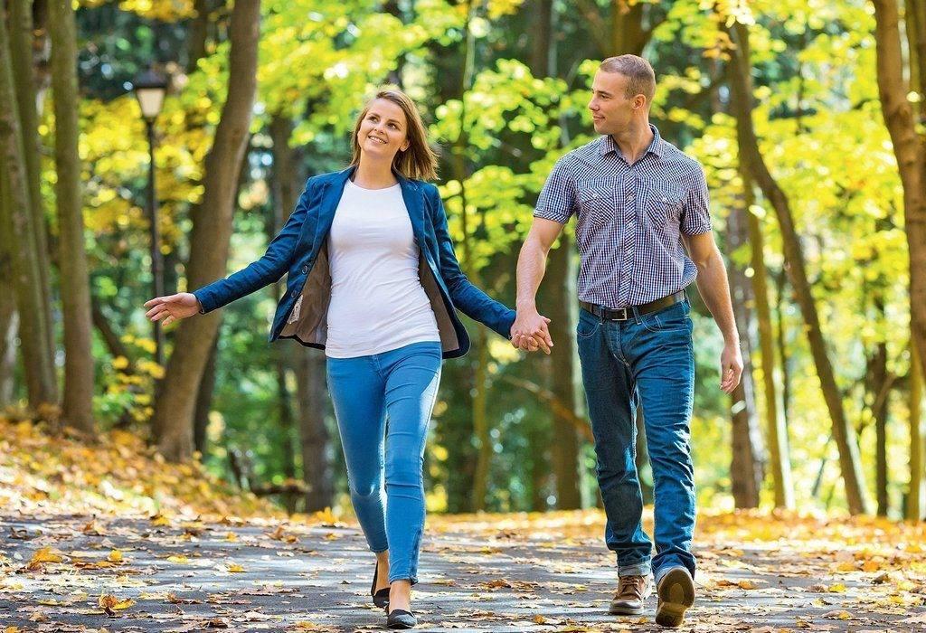Польза прогулок на свежем воздухе
