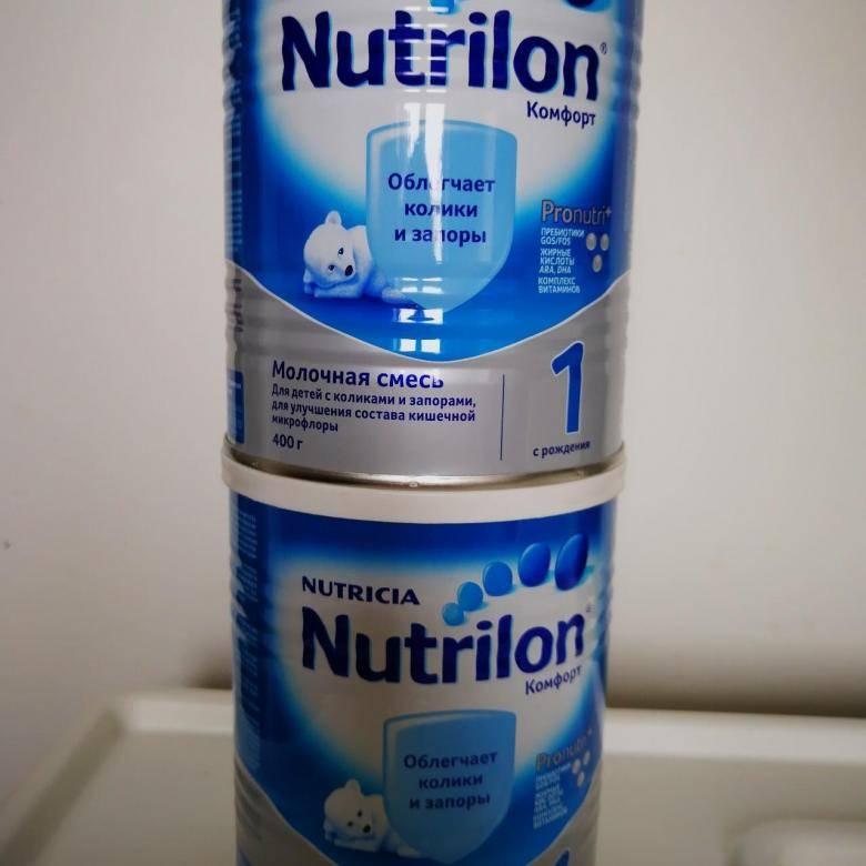 Nutrilon: история бренда и где купить детское питание   food and health