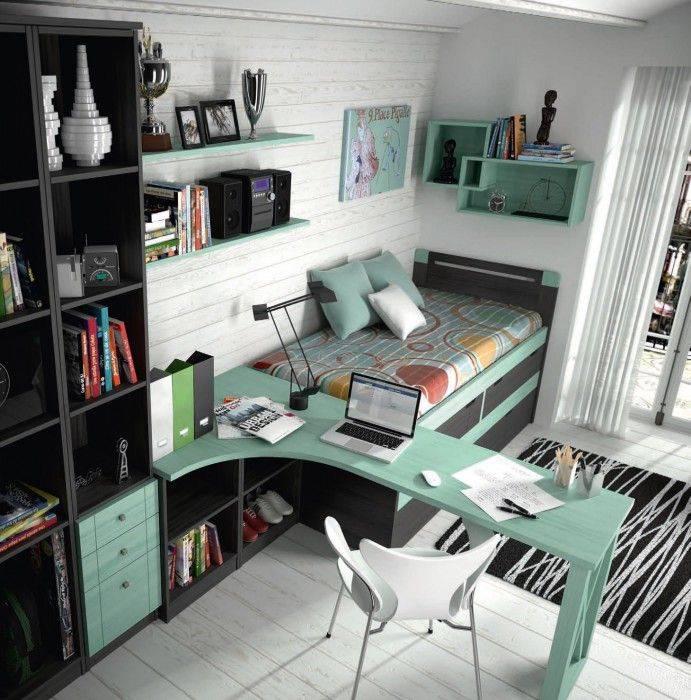 Идеи по дизайну маленькой комнаты (фото)