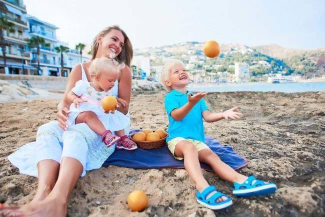 Отпуск с ребёнком: как правильно подготовиться – блог купибилет