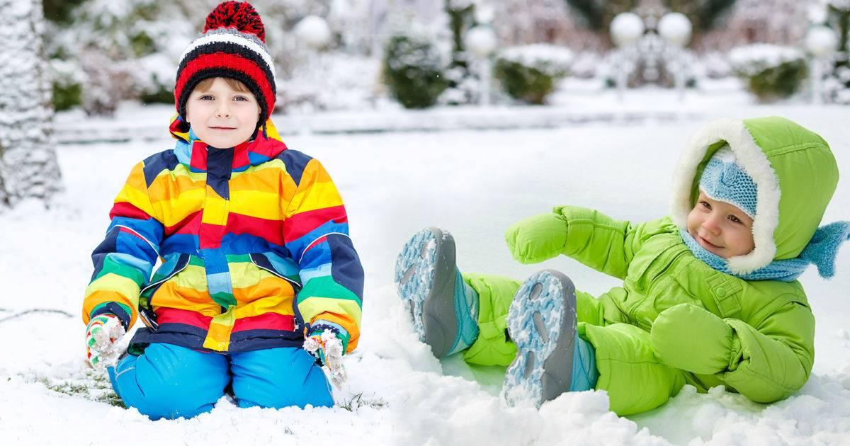 Прогулки с младенцем зимой ~ факультетские клиники иркутского государственного медицинского университета