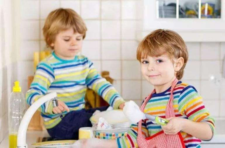 Какие дела можно поручить детям разного возраста