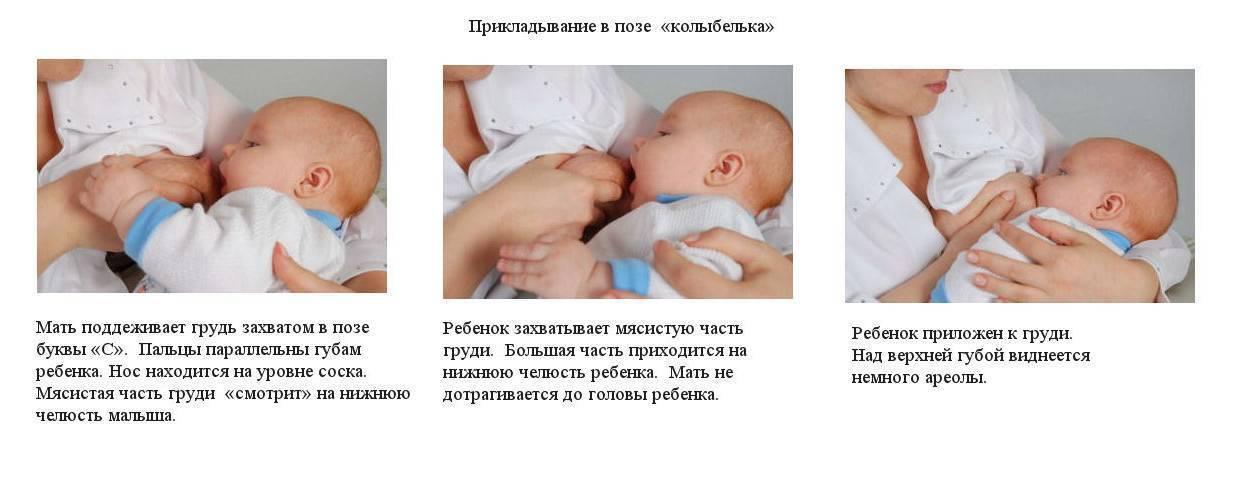 Отказ от груди. почему ребенок не берет грудь. грудное вскармливание