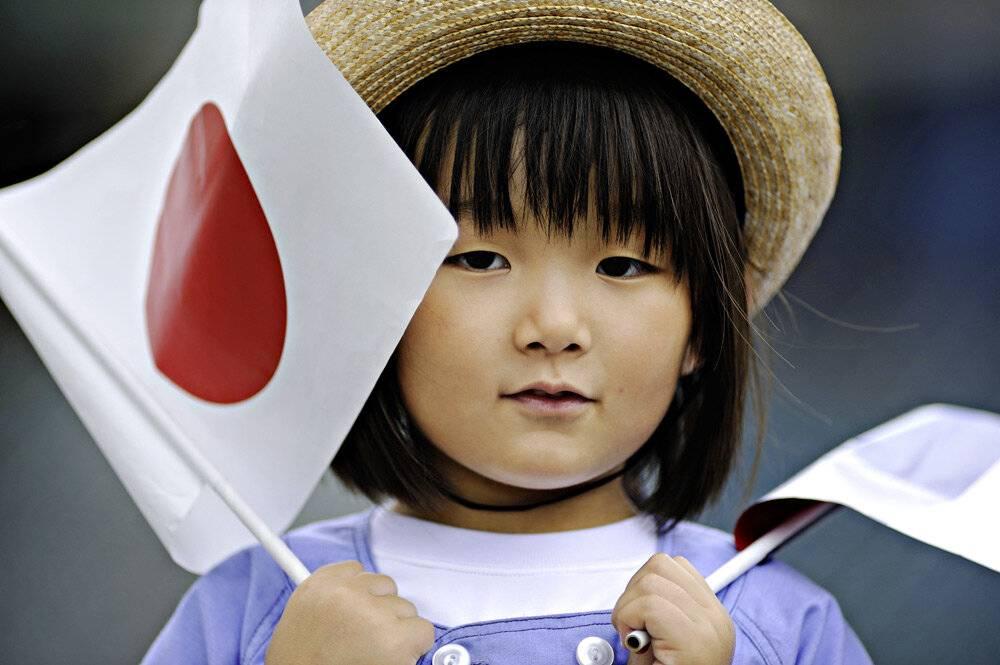 Почему в японии послушные дети