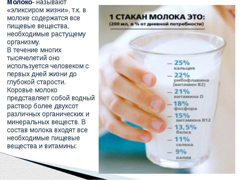 Польза и вред грудного молока, состав и виды