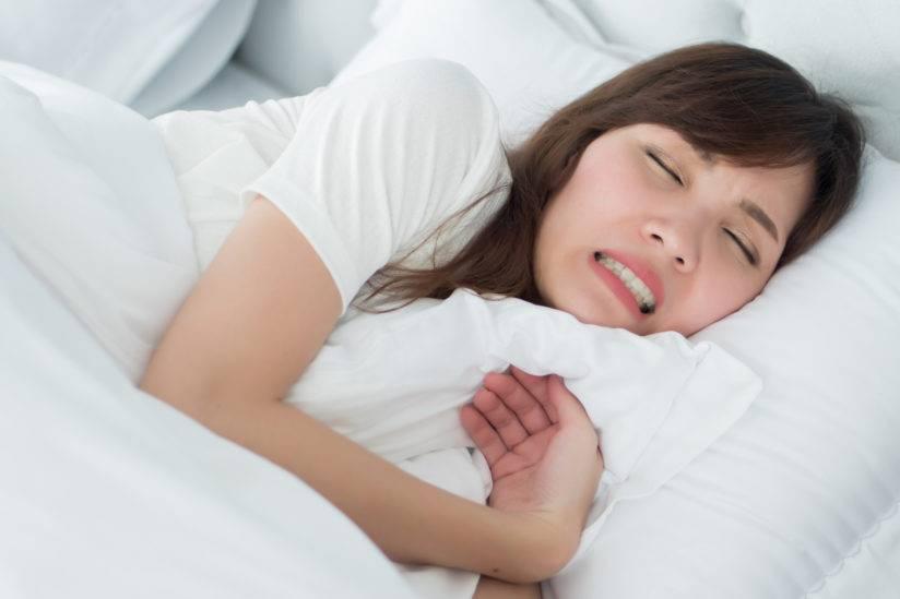 Доктор комаровский про скрип зубами во время сна