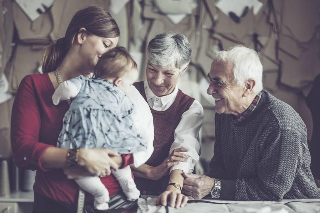 Сын — в отца. дети знаменитостей, ставших отцами в солидном возрасте