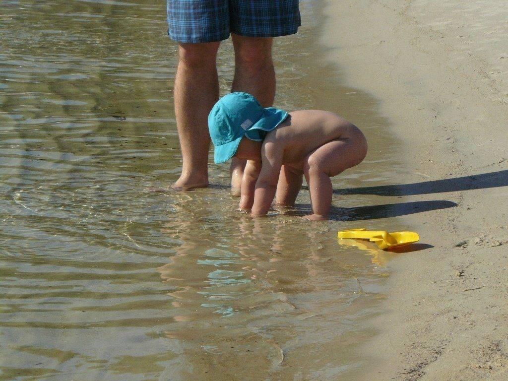 Список вещей на море с ребенком: собираемся в отпуск