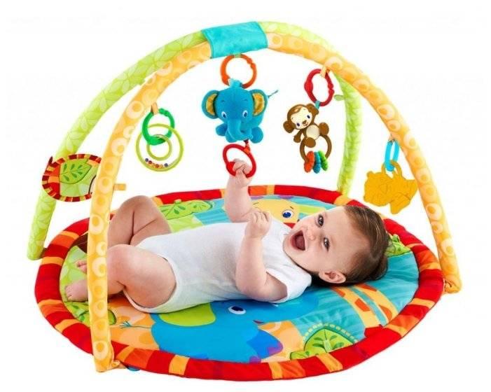 Развивающие коврики для детей от 0 до 1 года и старше:  в чём суть ковриков, виды детских ковриков, как подобрать правильный коврик | крестик
