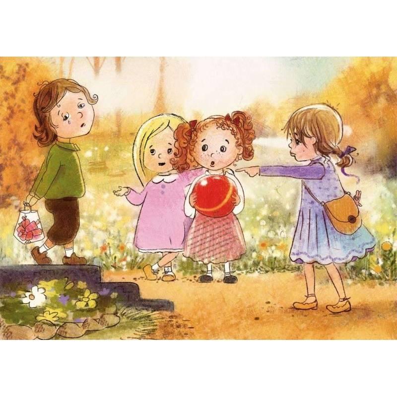 Как отучить ребенка ябедничать и откуда берутся дети-ябеды?