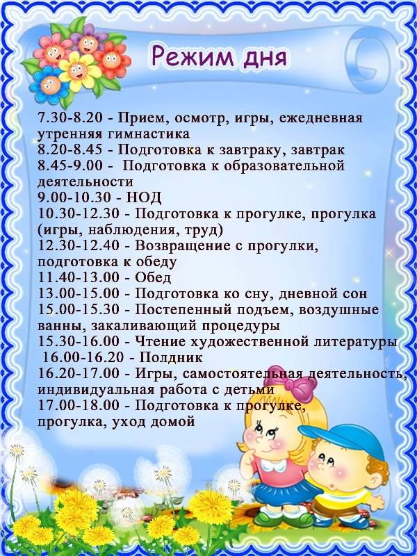 Как составить режим дня и расписание для школьника