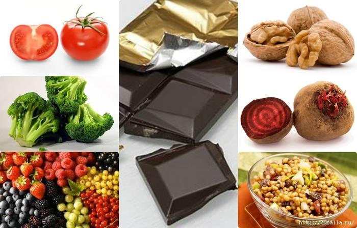 Топ-6 вредных продуктов для беременных
