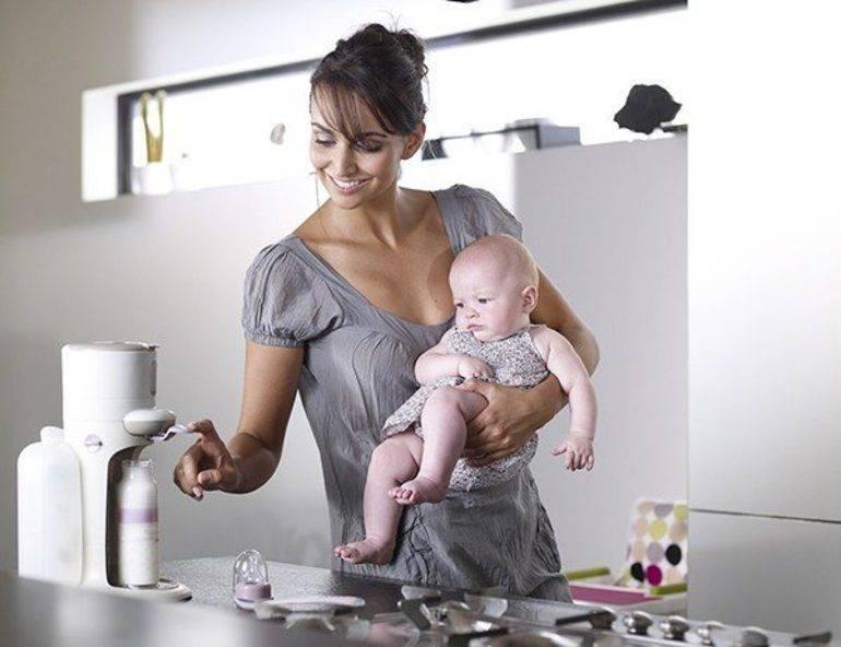 Лайфхаки для молодой мамы в декрете
