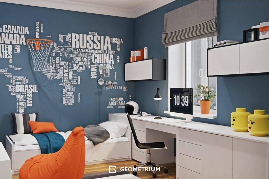 Детская комната икеа: дизайн интерьера для девочки-подростка