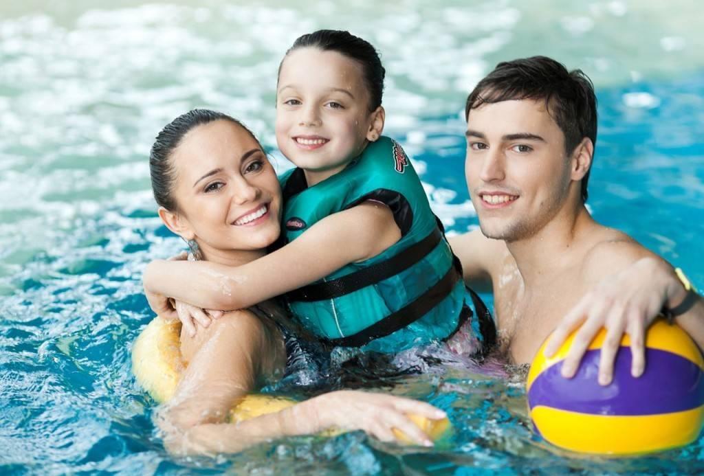 Лучшие московские аквапарки для всей семьи