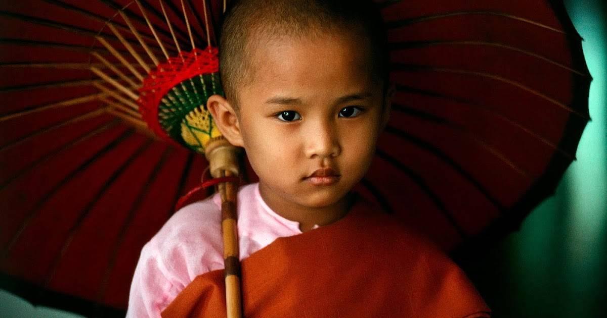 Тибетское воспитание детей в определенные периоды их жизни