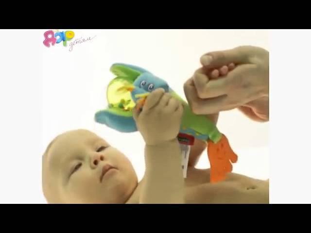 Как и зачем 6-месячному ребенку делать массаж для укрепления спины