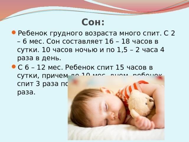 Почему новорожденный плохо спит: 12 главных причин и что делать?
