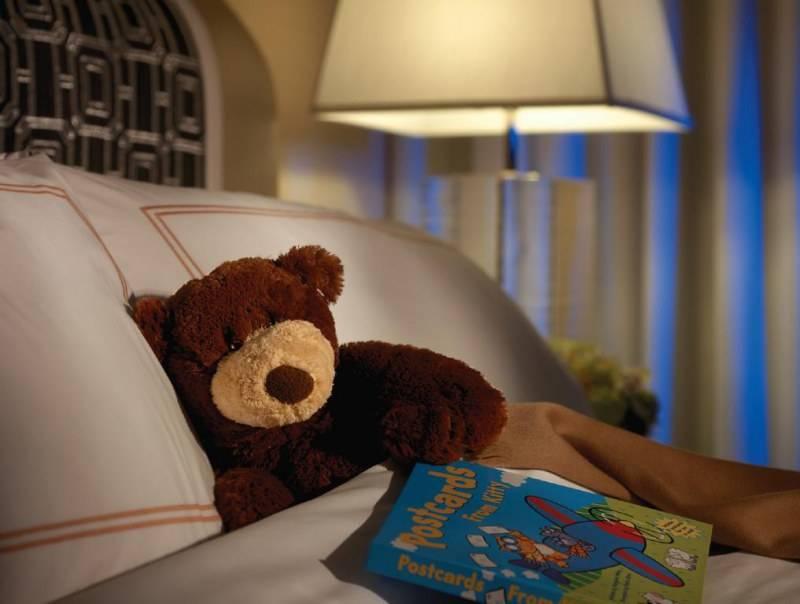 Ритуалы перед сном для разных малышей с разным типом восприятия