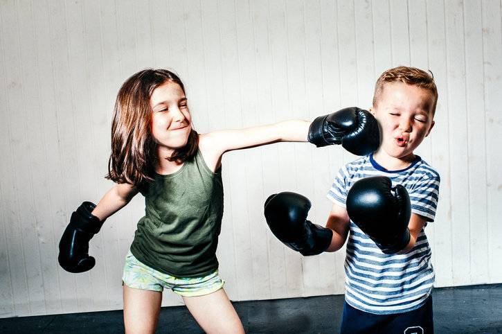 Научите ребёнка постоять за себя. » для детей и родителей