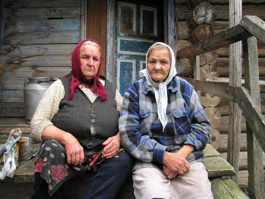 Семь типов бабушек, опасных для детей  вести