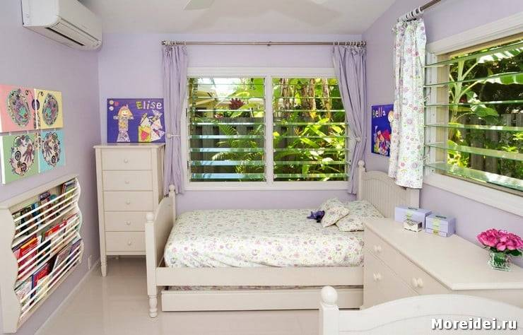 Выбираем шторы в комнату подростка