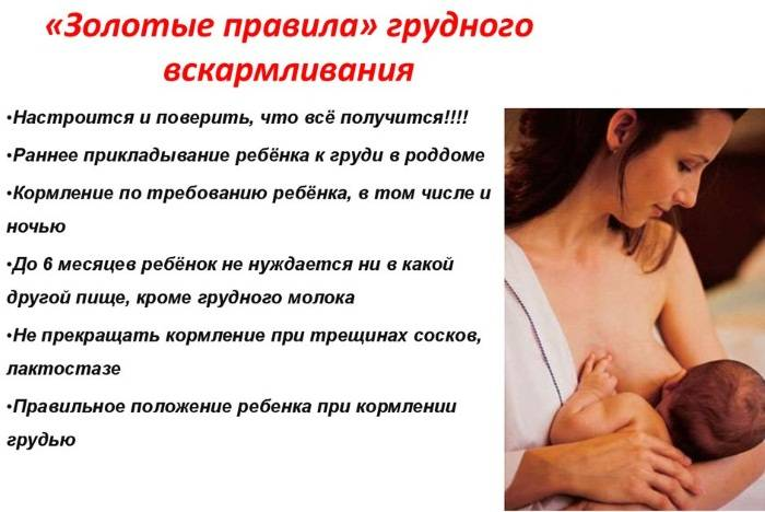 Время отлучения. отлучение от груди