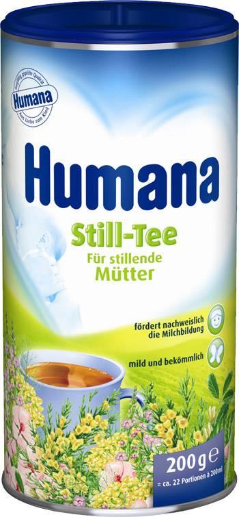 Чай хумана для лактации: отзывы, аналоги, применение