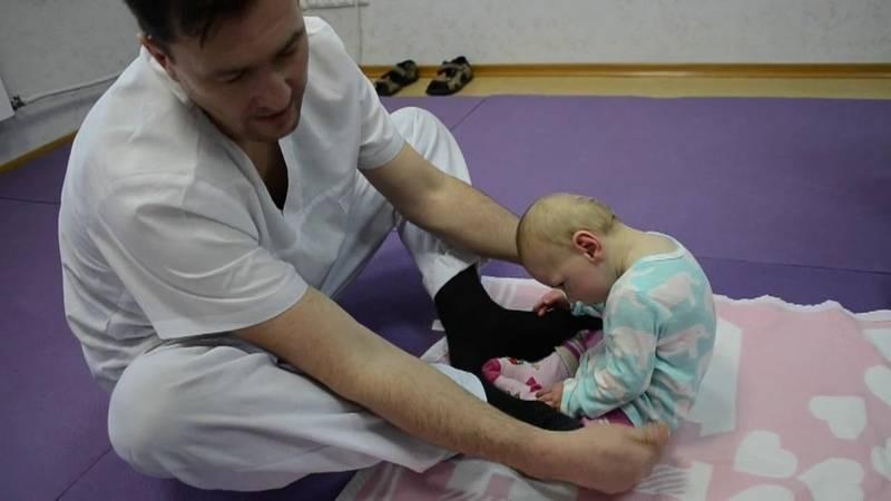 Детский церебральный паралич                (детский мозговой паралич, дцп, спастическая диплегия, болезнь литтла, болезнь литтля)
