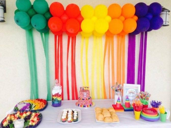 Оформление дня рождения для мальчика: как украсить комнату шарами для ребенка 2-3 года, 4-5, 6-7 и 8-10 лет?