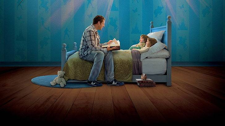 Ритуал для ребенка перед дневным или ночным сном - примеры