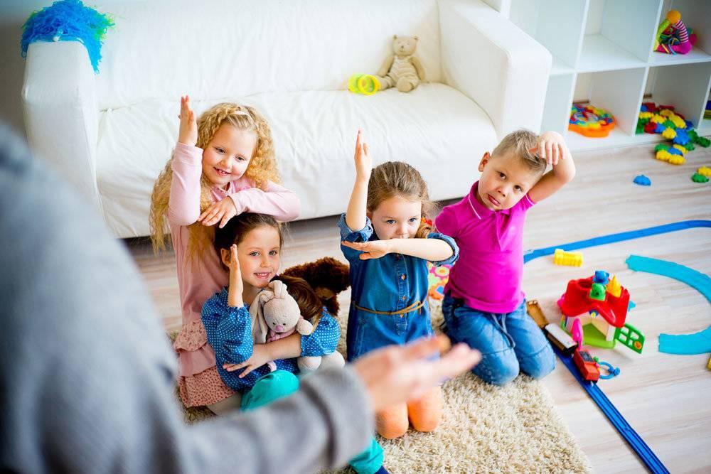 Какие обязанности у няни в детском саду