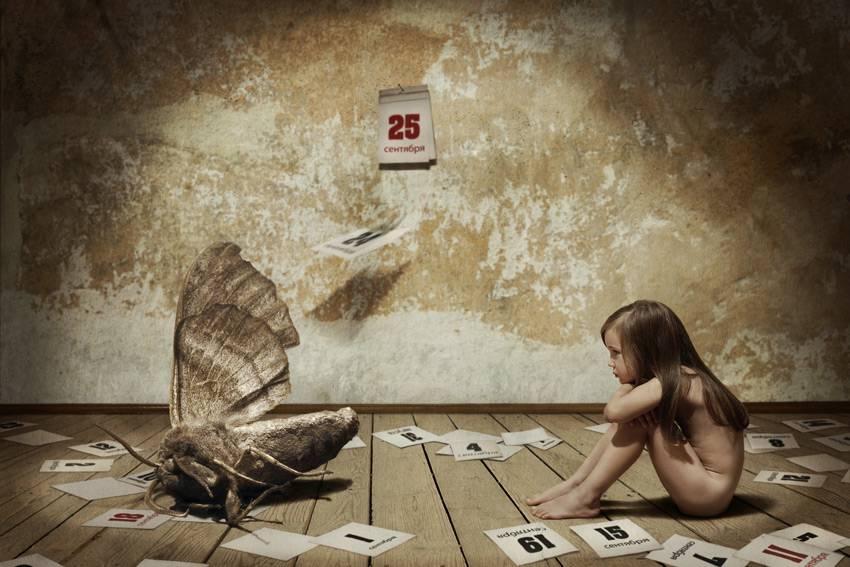 Сочинение: как детство влияет на жизнь человека?