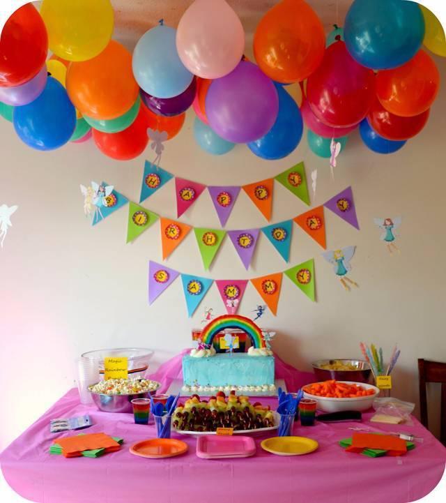 Как оформить комнату на День Рождения ребенка: 20 идей