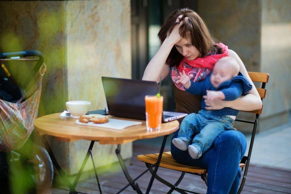 5 вещей, которые не должна терпеть от мужа женщина в декрете