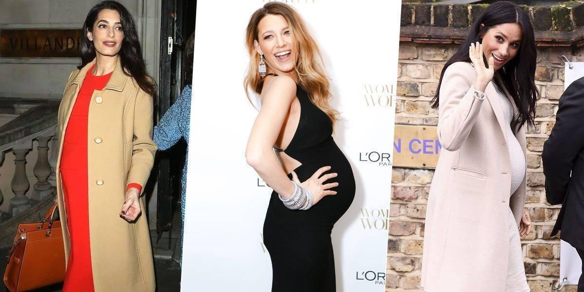 Платья для беременных — топ популярных моделей