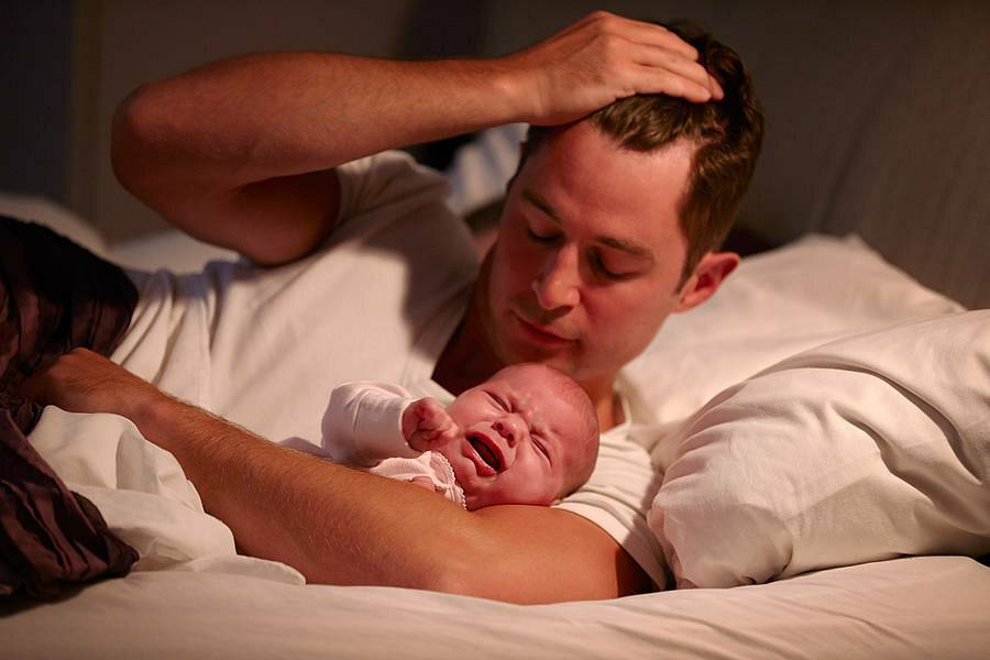 Как прийти в себя после бессонной ночи с младенцем: советы опытной бабушки
