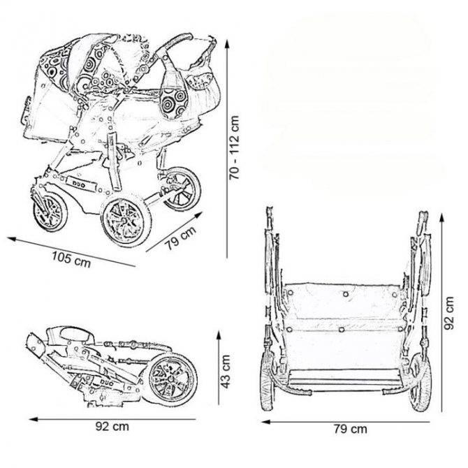 Какую коляску выбрать - обзор лучших идей и вариантов для новорожденных. основные критерии выбора и функционал современной коляски (125 фото и видео)